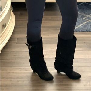 Naughty Monkey slouchy boots